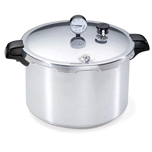 - Presto 01755 16-Quart Pressure Canner and Cooker