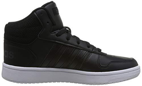 Mid 0 Fitness Noir Hoops De 2 Femme negb Adidas Chaussures EFcxtwTUqq