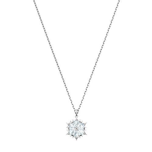 - Swarovski Crystal Magic White Rhodium-Plated Pendant