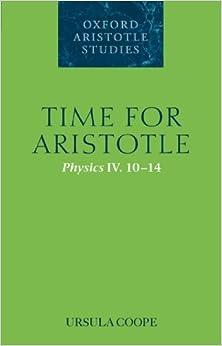 Descargar Desde Utorrent Time Aristotle Oass: Ncs P: Physics Iv. 10-14 Novedades PDF Gratis
