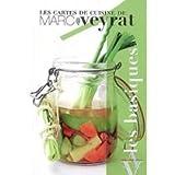 Les cartes de cuisine de Marc Veyrat, Tome 1 : Les basiques : Un jeu de recettes savoureuses, modernes et faciles