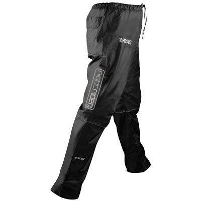 Proviz Nightrider Waterproof Trousers, Black, Men's Medium