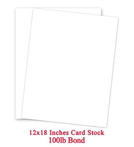 100 Lb Cover Stock - 9