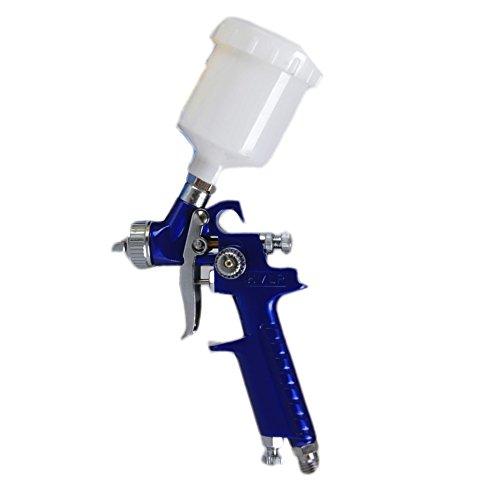 mini hvlp air spray gun paint gun nozzle for car. Black Bedroom Furniture Sets. Home Design Ideas