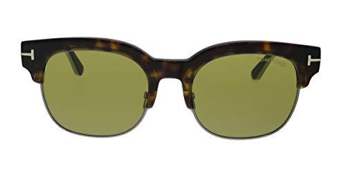 72418b206d Tom Ford FT0597 52N Harry-02 Havana Retro Sunglasses for Mens ...