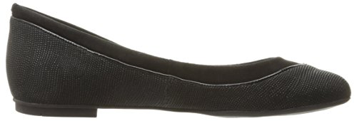 French Sole Fs / Ny Mujeres Ping Ballet Flat Black