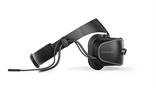 Lenovo Explorer, Headset for Windows Mixed Reality, Iron Grey, G0A20001WW