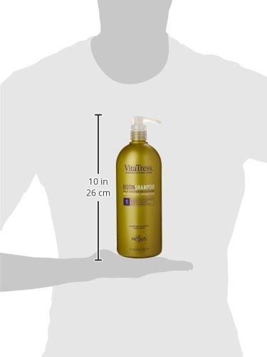 Nexxus VitaTress Biotin (ONE) Shampoo 33.8 oz/ one Liter by Nexxus (Image #3)
