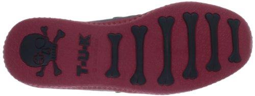 Tuk Mens A8487 Gymnastiksko Grå / Röd