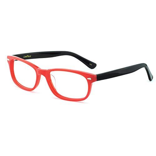 OCCI CHIARI Women Fashion Colorful Eyewear Frames Non-prescription Eyeglasses With Clear ()