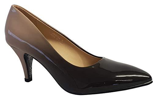 Salon Camel Shoe Danse Femme de Box Beige Boutique PxnIaqzwA