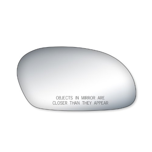Fit System 90169 Ford/Mercury Passenger Side Replacement Mirror Glass ()