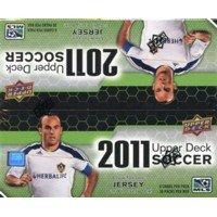 2011 Upper Deck Soccer 36ct Box