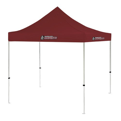 Bellarmine 9 ft x 9 ft Maroon Tent 'Official Logo Flat' by CollegeFanGear