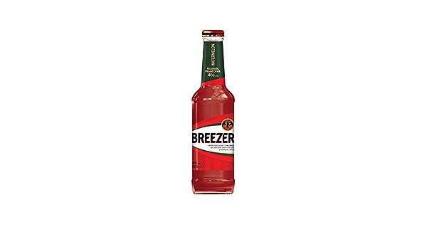Breezer - Bebida a base de ron - Alcohol 4% - 275 ml - [pack ...