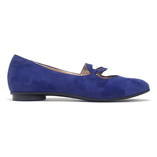 Beautifeel Womens Aline Dress Pump 725 Blu Notte