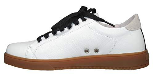 Blackstone Women's 'RL84' Sneaker in White
