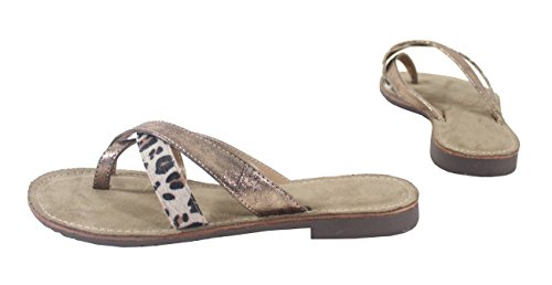 Mujer by Gold para Shoes Sandalias wYxYqztX