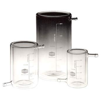 Glass Tempering Beaker; 2000 mL