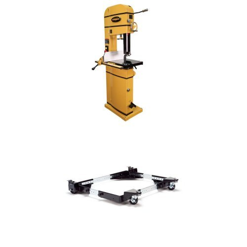 Band Saw Mobile Base - Powermatic PM1500 1791500 BandSaw with JMB-UMB Universal Mobile Base