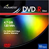PROMASTER DVD-R 10CT SLIM