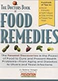 Front cover for the book The Doctors Book of Food Remedies by Selene Yeager
