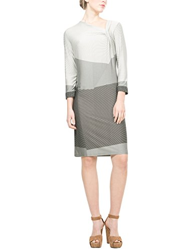 Kleid Desigual Grau Neutral Damen 2001 Gray Sico Vest TPwUpqv