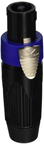 Neutrik NLT4FX-BAG 4-Pin Cable MT F Speak-On, (Neutrik Cable Speaker Cable)
