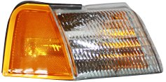 TYC 18-1975-01 Ford/Mercury Front Driver Side Replacement Parking/Signal Lamp (Thunderbird Drivers Side Parking Light)