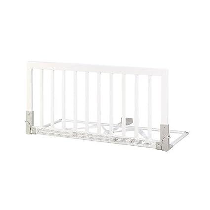 BabyDan Wooden Bed Guard White