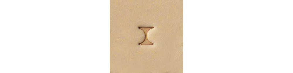 Tandy Leather D445 Craftool� Border Stamp 6445-00