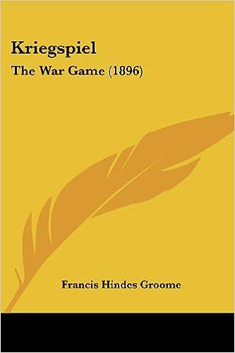 Kriegspiel: The War Game (1896)