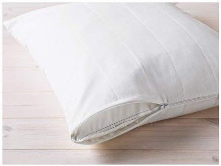 Ikea Angsvide Protege Oreiller 50 X 80 Cm Standard Blanc Amazon