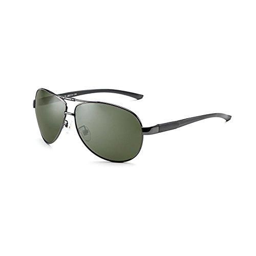 Gafas Hombre Gafas Sol De Gafas De Anti Polarizados De Alto De 2 Grado Deporte Gafas 1 Conducción YQQ Vidrios Color HD Reflejante Anti UV 0dY8qwY
