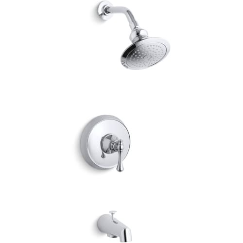 Traditional Lever Handle Valve - 3