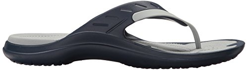 Flip Flop Unisex Grey Navy Light Crocs Modi Sport qgwtx7O