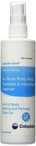 No-Rinse Body Wash, Shampoo And Incontinent Cleanser(3-Pack)