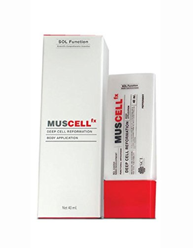 Muscell Fx@ Deep Cell Reformation, Sport Cream, Relief Pain Aching Muscles, Relief Muscle Strain, Muscle Pain Relief, Muscle Pain (40 ml-Lavander)