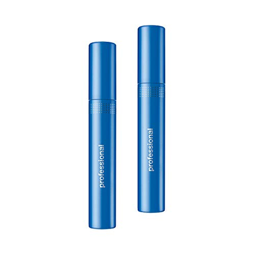 Covergirl Professional All-in-one Curved Brush Mascara, Black, 2 Count