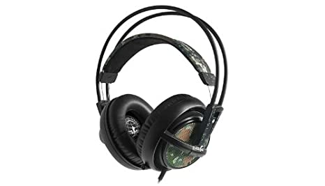 e80faa3163b Image Unavailable. Image not available for. Color: SteelSeries Siberia V2  Gaming Headset ...