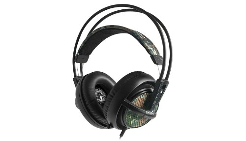 Cheap SteelSeries Siberia V2 Gaming Headset – Counterstrike Global Offensive Edition