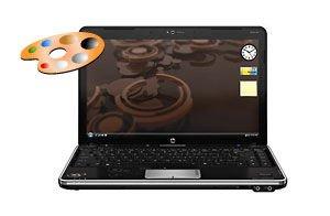Hp Dv3t Laptop Intel Core 2 Duo Processor T6500 (2.1ghz, 2mb L2 Cache, 800mhz Fsb) 4gb Ddr2 System Memory 320gb 5400rpm Sata Hard Drive 512mb Nvidia Geforce G 105m 13.3