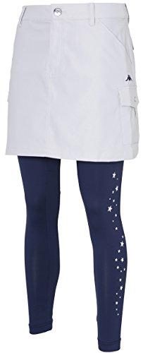 Kappagolf カッパ ゴルフウェア レディース コンプレッションタイツ付スカート:KG562SK81