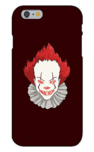 We All Float Down Here Horror Movie Clown - Customized Snap on Phone Case Compatible with iPhone 7 -