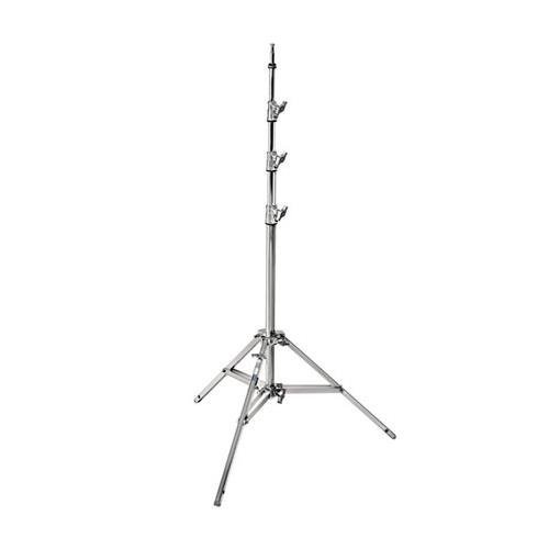 Avenger A0030CS Steel Baby Photographic Light Stand 30 (Silver)
