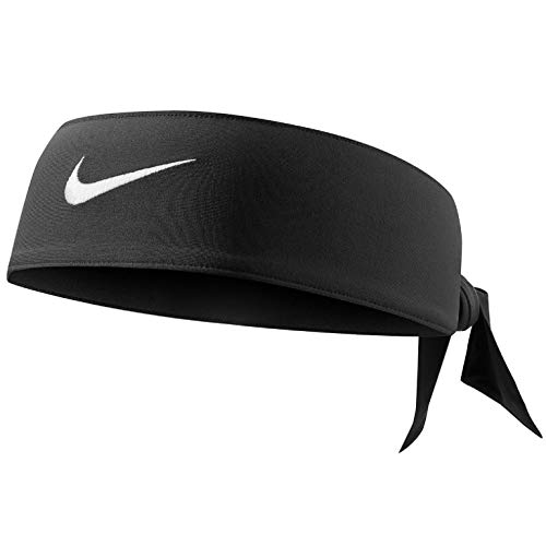 Nike Dri Fit Head Tie Black ()
