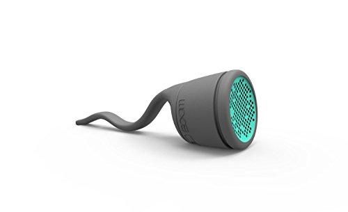 BOOM Swimmer Waterproof Wireless Bluetooth Speaker - Black
