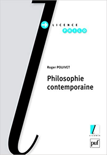 Philosophie Contemporaine Amazon Fr Pouivet Roger Livres