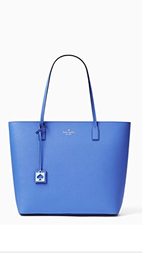 Kate Spade Abbey Street Karla Saffiano Leather Tote Shoulder Bag Purse Handbag (adventure