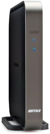 N450 4-Port Gigabit Dual Band Wireless Ethernet Bridge and Gaming Adapter WLI-H4-D1300 Buffalo AirStation AC1300
